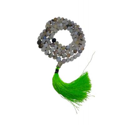 108 Agate Prayer Beads